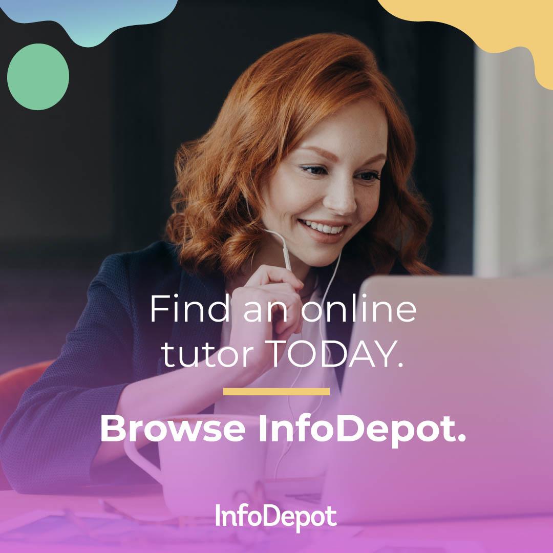 InfoDepot student
