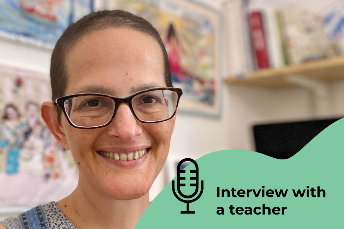 Interview with Lilach-Tzudkevich