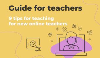 9 tips for teaching for new online teachers