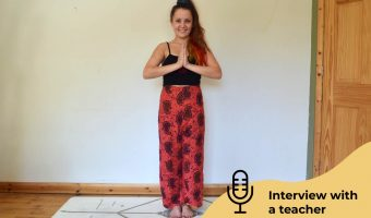 Yoga with Becca - Interview