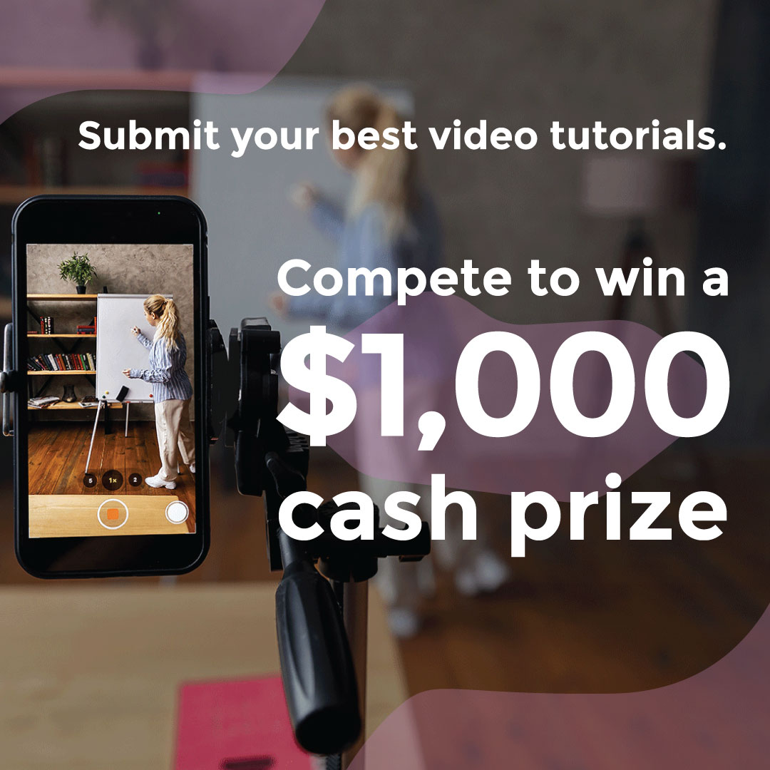 infodepot contest for creatives and crafters