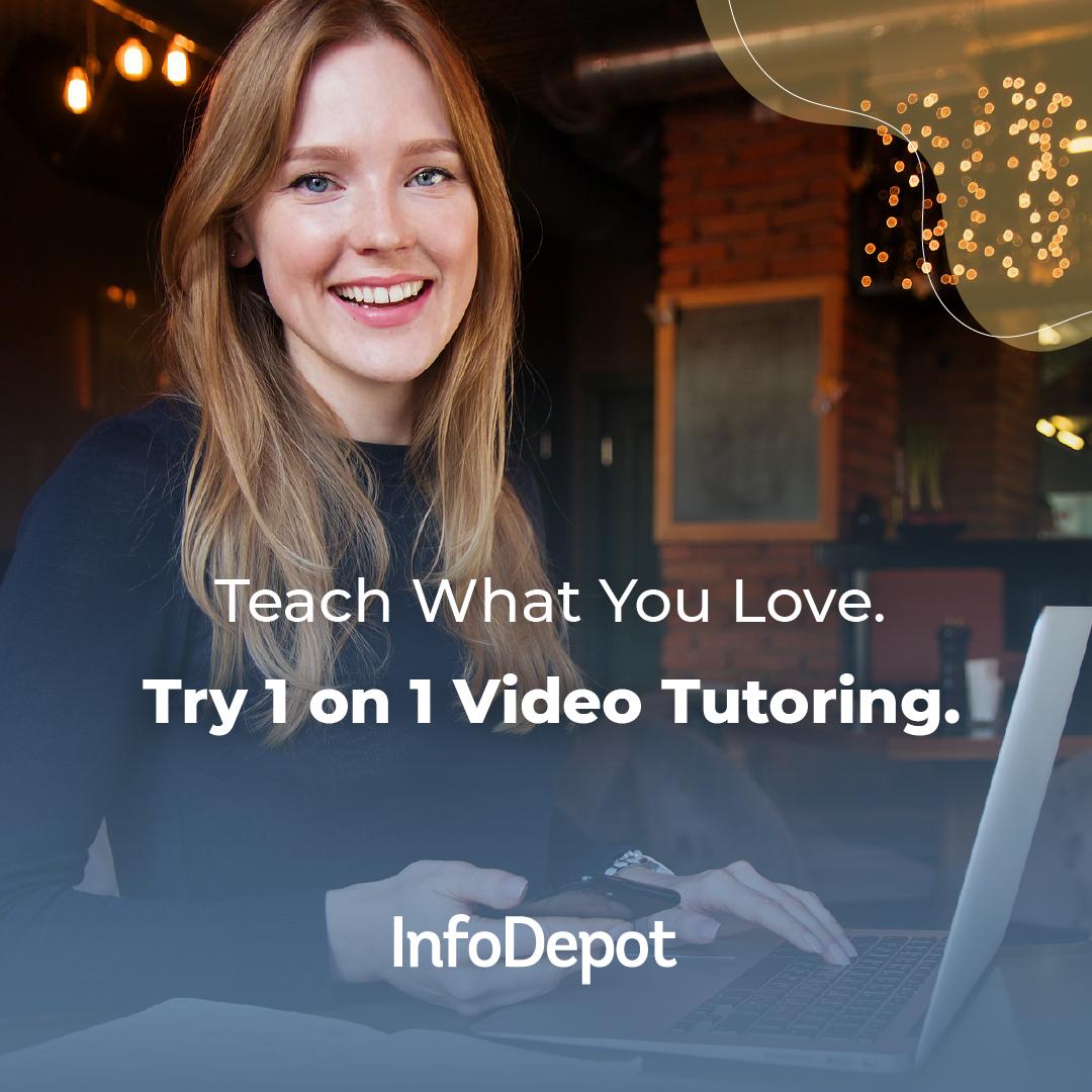 live video tutoring